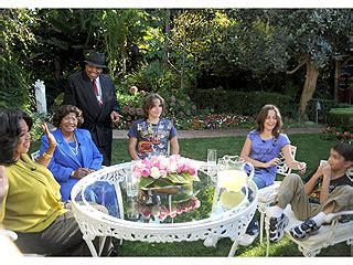 michael jackson backyard people oprah winfrey s backyard visit with michael