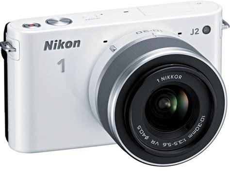 Lensa White Nikon nikon 1 mirrorless j2 digital with 10 30mm vr zoom