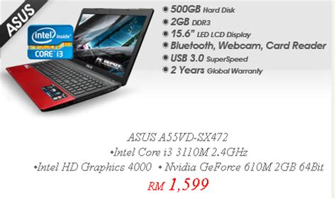 Laptop Asus Murah Di Malaysia search results for jual desktop pc hp daftar harga review