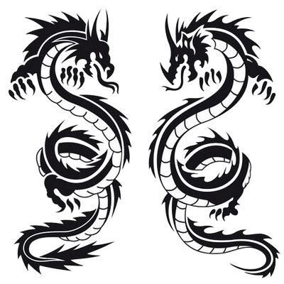 new tattoo png dragon tattoo transparent png stickpng