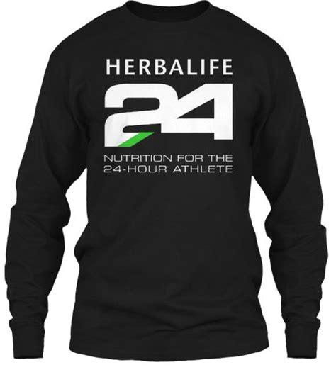T Shirt Kaos Herbalife limited edition herbalife 24 sleeve