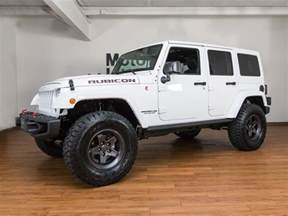 Jeep Unlimited 4x4 2017 Jeep Wrangler Unlimited Rubicon 4x4 Rock