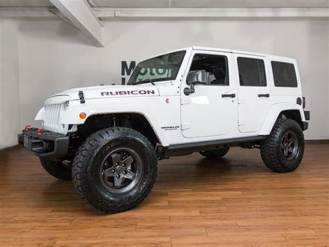 Jeep Wrangler 4 Door Rubicon 2017 Jeep Wrangler Unlimited Rubicon Sport Utility 4 Door