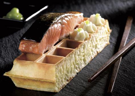 come cucinare il sushi come cucinare il waffel all olio d oliva con sushi waffelman