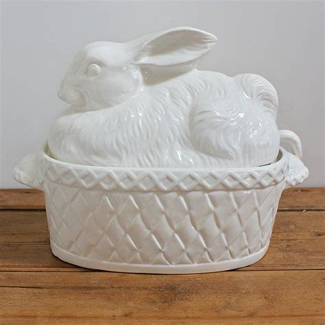 34 Punny White 10 best bunny ceramics images on bunnies