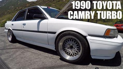 1990 toyota camry 1990 toyota camry turbo