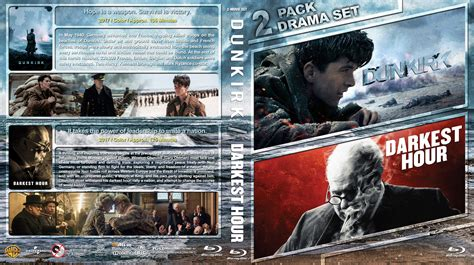 darkest hour dunkirk dunkirk darkest hour double feature 2017 r1 blu ray