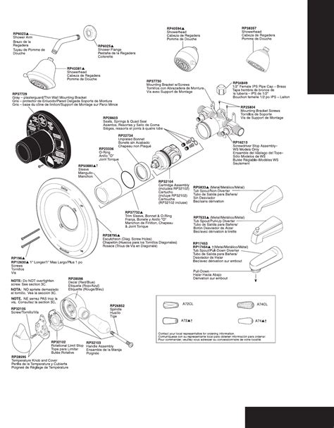 delta plumbing product 1700 series user guide