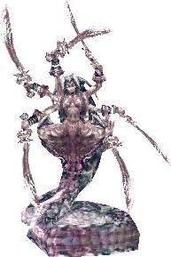 Kaos Dissidia immagine malilith cristallo png wiki