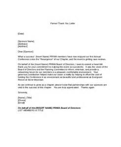 formal letter format 11 free word pdf documents