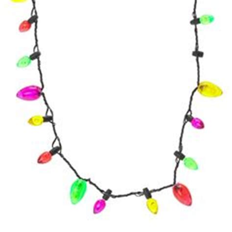 1000 images about light up christmas necklace on