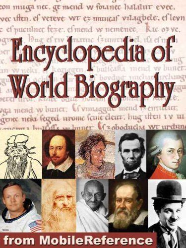 biography encyclopedia book encyclopedia of world biography read online