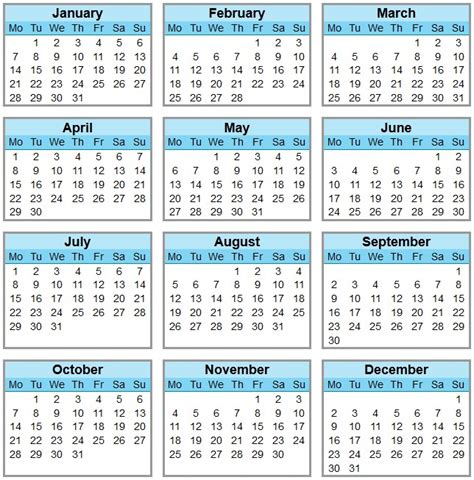 excel calendar 2013 template 2013 weekly calendar template excel