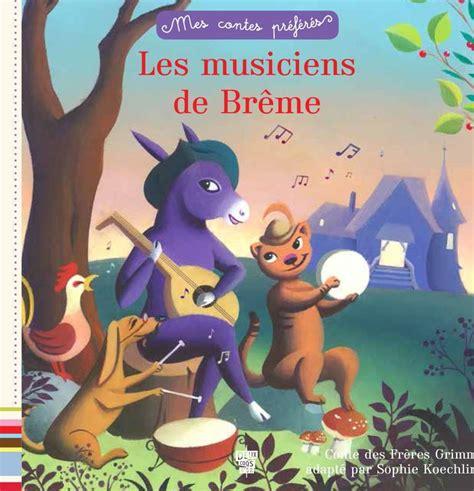 livre les musiciens de br 234 me sophie koechlin deux coqs d or contes 9782013944304