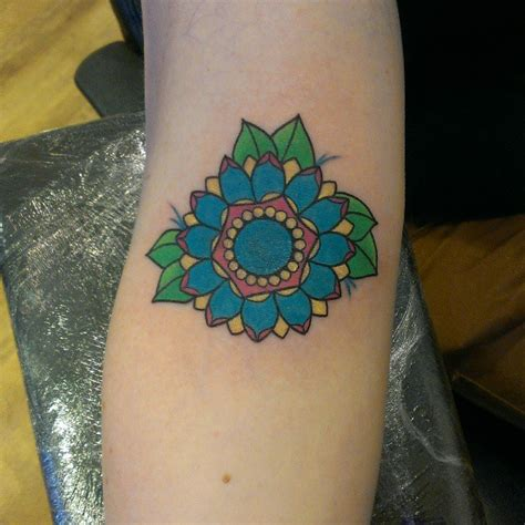 elbow ditch tattoo ditch flower by rodjaasexface on deviantart