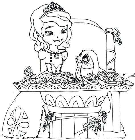 jogo princesa sofia da disney desenhos imprimir colorir pintar jogos wx