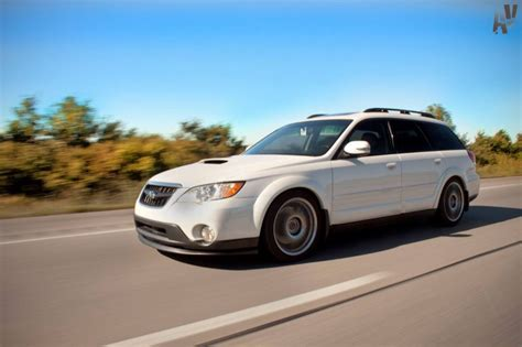 subaru outback lowered 2008 lowered outback xt low and