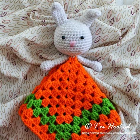 301 best images about loveys free crochet pattern for bunny blanket squareone for