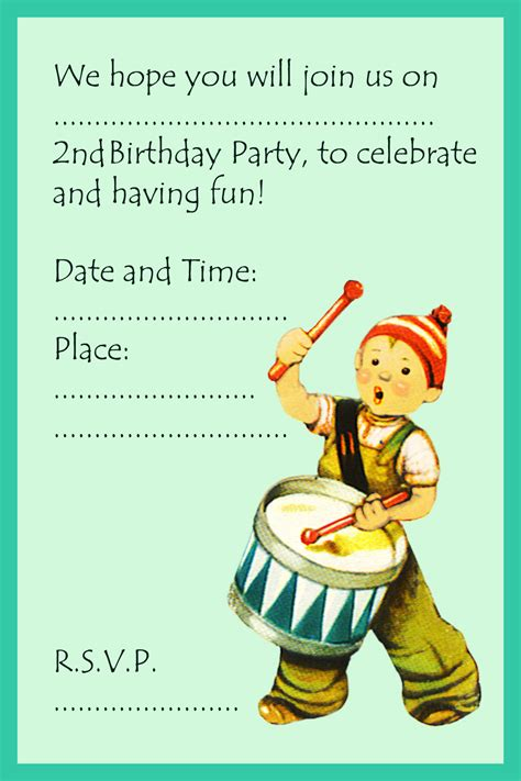 invitation wording for birthday 2 2nd birthday invitations and 2nd birthday invitation wording birthday ideas for