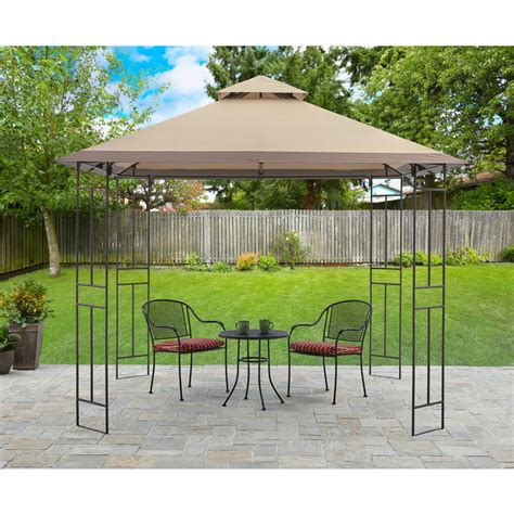 Cover For Gazebo Latest Picture Of Outsunny Modern U X U Patio Gazebo Replacement Covers
