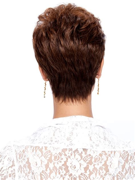 back view of asymmetric crop short haircuts for women new haircut style