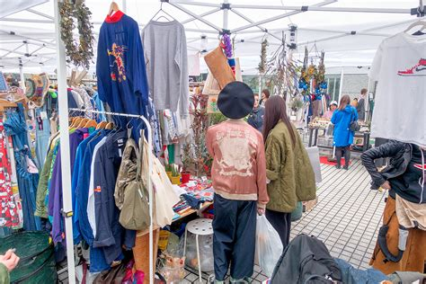 In The Fashion Marketplace by Tokyo Vintage Fashion Flea Market Quot Tokyo Quot