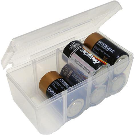 Battery Storage Box d battery storage box in battery organizers