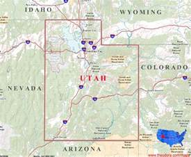 State Of Utah Map by Mapof Utah Submited Images Pic2fly