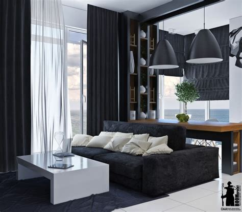 monochromatic apartment artistic apartments with monochromatic color schemes