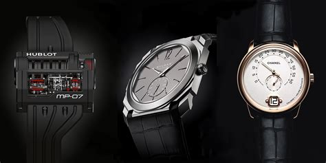 best luxury watches 8 best luxury watches from sihh 2016 new luxury watches