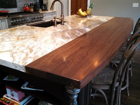 Wood Plank Bar Top by Plank Construction Style J Aaron