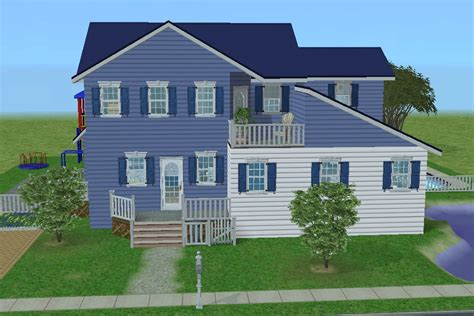 mod the sims 20 abigail drive adorable family home