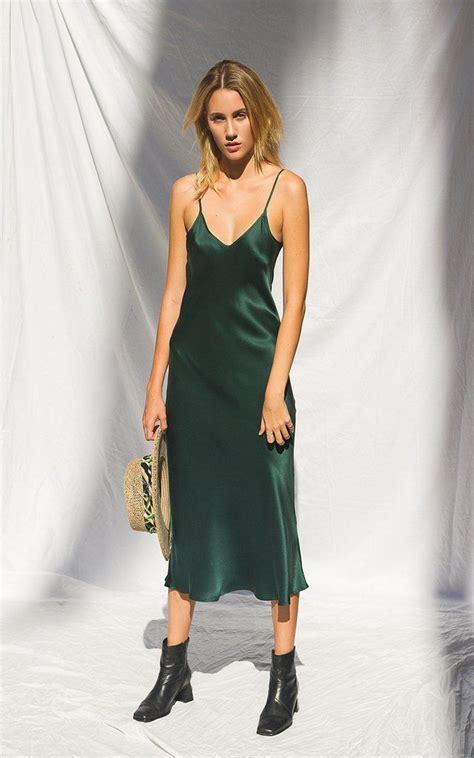 Dress Silk silk dress
