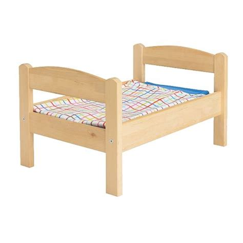 toys and beds duktig doll bed with bedlinen set ikea