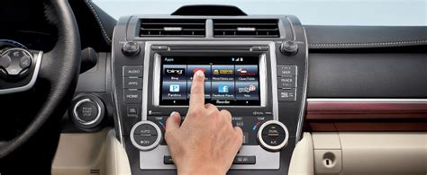Toyota Entune Bluetooth Problems Toyota Entune Offers Bluetooth Sirius Xm More To