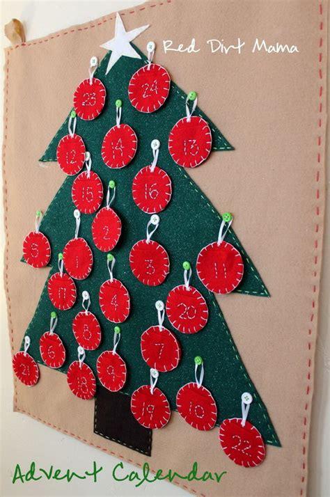 diy christmas countdown calendar ideas tutorials