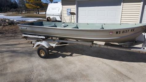 sears gamefisher flat bottom boat gamefisher boats for sale