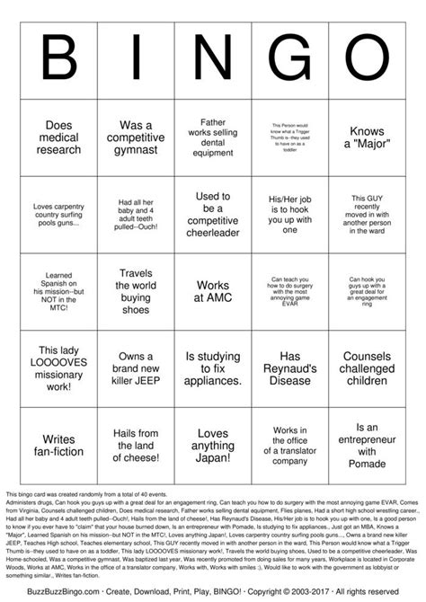 get to you bingo template get to you bingo cards to print and customize