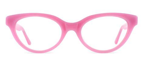 nara prescription glasses pink bespecd eyewear