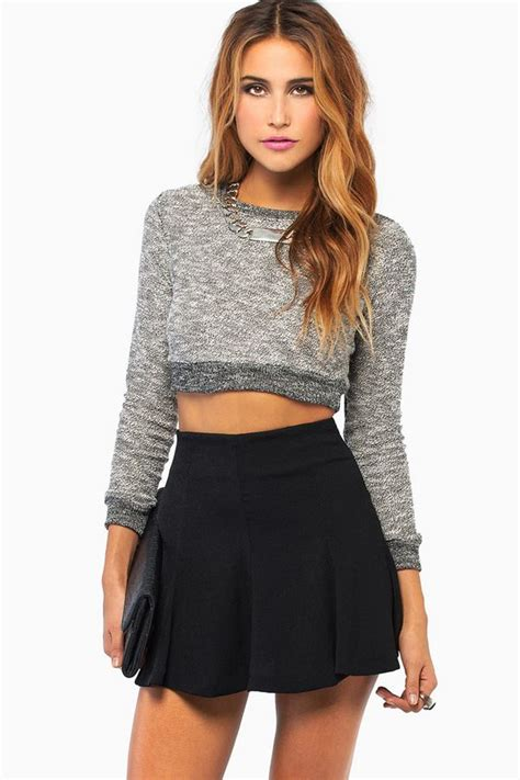 Sweater Top crop top sweater my style