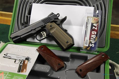 Hanghäuser Modern 4323 by Remington 1911 R1 Carry Commander W Ed Brown Bobtail