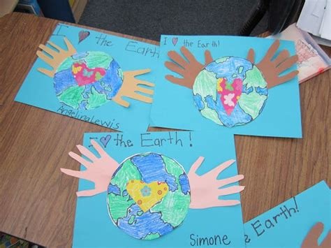 crafts activities for earth day activities for 6 ideas and