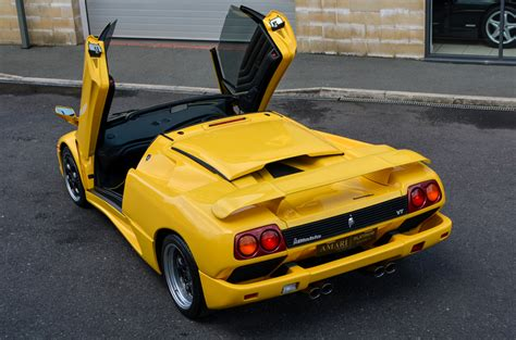 Lamborghini Diablo Vt Roadster For Sale Owned Lamborghini Diablo Vt Roadster For Sale