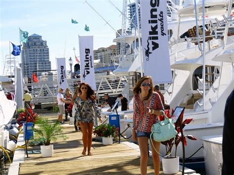 miami beach boat show 2017 palm beach international boat show march 2019 visitwpb