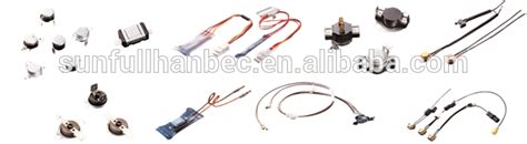 Defros Lg Thermofuse 72c lg 6615jb2005n freezer defrost thermistor with fuse assembly view lg 6615jb2005n freezer