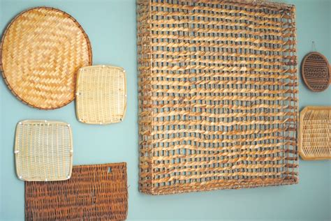 how to hang a basket wall 15 min decor day 10 making how to hang a basket wall 15 min decor day 10 making