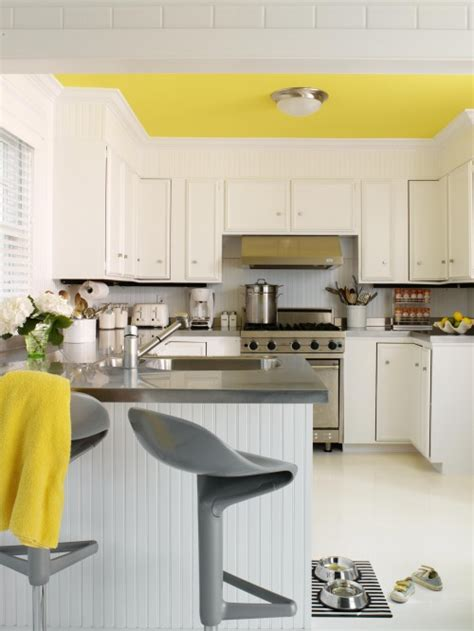 Yellow And Grey Kitchen by Yellow And Gray Kitchen Kitchen Tara