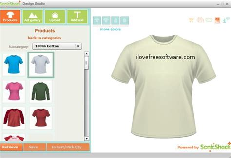 shirt design maker program tee shirt creator custom shirt