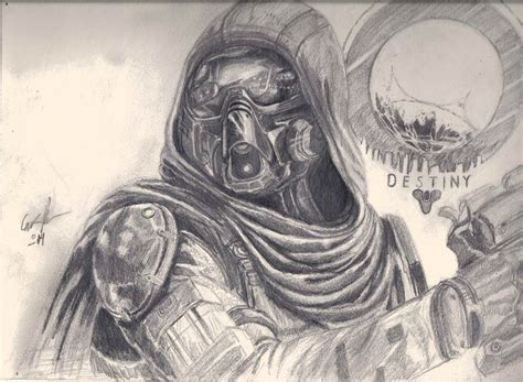 Destiny 2 Sketches by Brothers Destiny Drawing By Xxmoonlightwolvexx On Deviantart