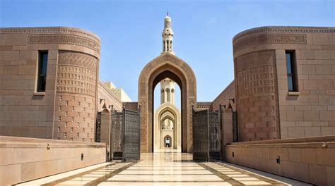 Polos St 3in1 Stelan Muslim grand mosque in muscat oman lonely planet